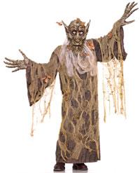 Träd Man Vuxen dräkt - läskiga Costumes  1a22dadf92ba7