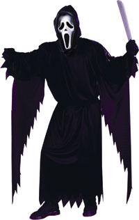 3cf60cbe711e Ghost Face Vuxen dräkt - Halloween Costumes | GalnaKostymer.se | De ...
