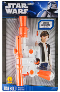 Star Wars Han Solo Gun - Star Wars Costumes