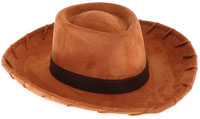 Toy Story Vuxen Deluxe Woody Hat - Toy Story Costumes