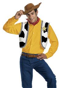 Woody Vuxen dräkt - Toy Story Costumes  f846a2da44563