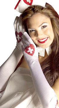 sjuksköterska dräkt vuxen sex