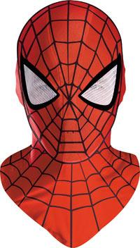 Deluxe Spiderman dräkt Mask - Spiderman Costumes  27dc225e616c4