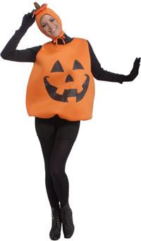 En vuxen Pumpa dräkten - Halloween Costumes  b04653560ba8b