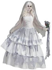 080ce87b815d Viktorianska Ghost brud Vuxen dräkt - Ghost Costumes | GalnaKostymer ...