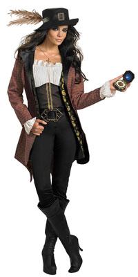 Prestige Angelica Vuxen dräkt - Pirates of Caribbean Costumes ... 339da05e3dd00