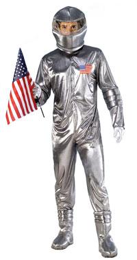 Astronaut Vuxen dräkt - Mens Costumes  0fc519f25a8d0