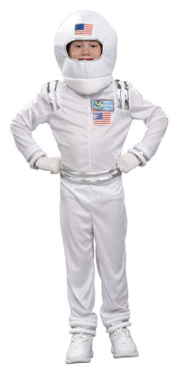 Barn Astronaut dräkt - Astronaut Costumes  c77b693798cf9