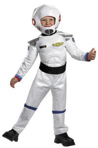 Toddler Viktlös Astronaut dräkt - Astronaut Costumes  0e8b3269ff546