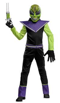 Läskiga Alien dräkt - läskiga Costumes  da0d06c65fcd7