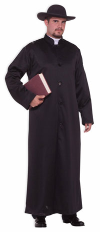 Padre Mantel prästen dräkten - Religiösa Costumes  2523015036bdf