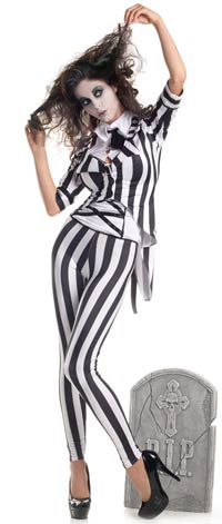 0de1067b0deb Kyrkogård Ghost Vuxen dräkt - Halloween Costumes | GalnaKostymer.se ...