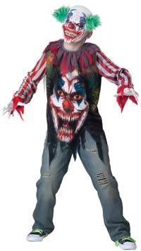 Stor översta Terror Läskiga barn dräkt - Kids Costumes ... f5ad6f4d8f6ad
