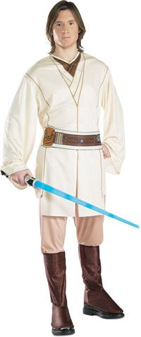 Obi-Wan Kenobi Vuxen dräkt - Star Wars Costumes  b6fe7f3d63539