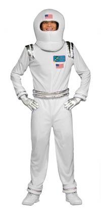 Deluxe Astronaut dräkt - En vuxen Costumes 3af9fb975164f