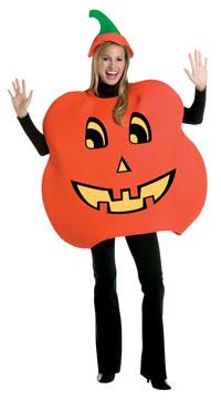 En vuxen Pumpa dräkt - Vuxna Costumes b1c72390e7750