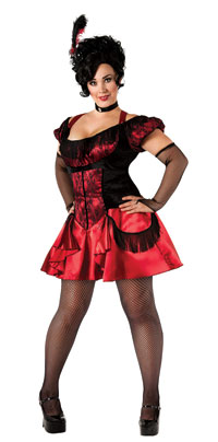 Plus Size Classic Girl Costume - Classic Girl Costumes