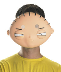 Stewie Mask - Family Guy Costumes