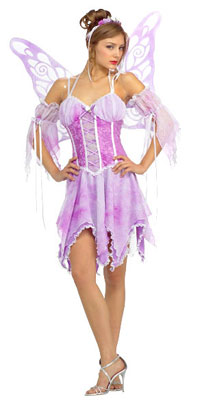 Sexiga Butterfly Fairy dräkt - Fairy Costumes
