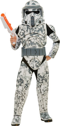 Deluxe Star Wars ARF ungar Trooper dräkten - Star Wars Costumes