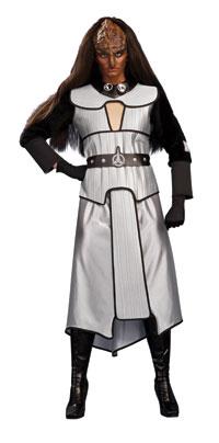 Deluxe Vuxen hona Klingon Star Trek kostym - Star Trek Costumes 7c9d48ea39aaf