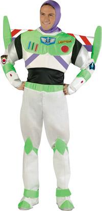 Prestige Edition Buzz Lightyear Vuxen dräkt - Toy Story Costumes 801c4a0bae272