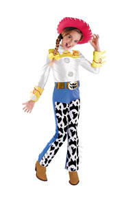 Deluxe-Toy Story Jessie flickor dräkten - Toy Story Costumes