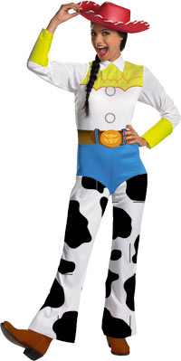 Jessie Vuxen dräkt - Toy Story Costumes 50a19917d9eba