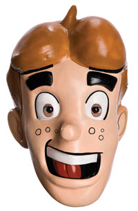 Archie pålägg Latex Mask - Archie Comics Costumes