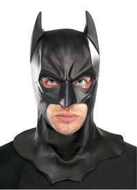 Batman komplett Mask - Batman Costumes