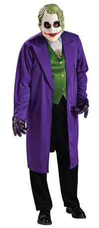 The Joker dräkten - Batman Costumes