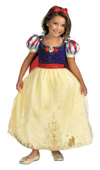 Prestige vit snö prinsessa dräkten - Snövit Costumes 8c1aca1b1fed5