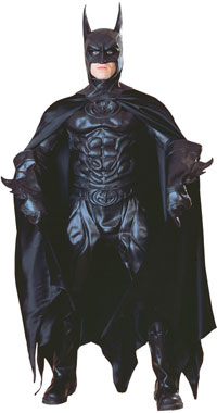 Ultra Supreme Edition Vuxen Batman dräkt - Batman Costumes