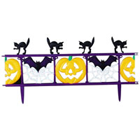 Pumpkin Patch staket - Halloween costume Decorations