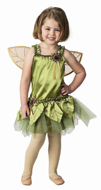 Green Garden Fairy dräkt - Fairy Costumes