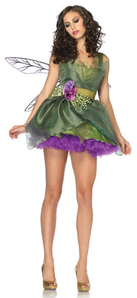 Woodland Fairy dräkt - Fairy Costumes