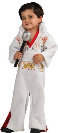 f94dadb1886e Spädbarn och småbarn Elvis-dräkten - Elvis Presley presley Costumes