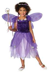 Plommon Pixie Fairy dräkt - Fairy Costumes