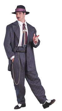 Zoot Suit Costume - gangstern och Zoot Suit Costumes