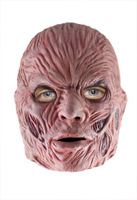 Deluxe Latex Freddy Krueger Mask - Nightmare on Elm Street Costumes