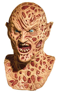 Freddy pålägg Demon Mask - Nightmare on Elm Street