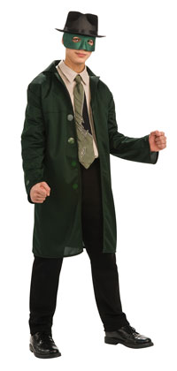 Green Hornet Teen dräkten - Green Hornet Costumes