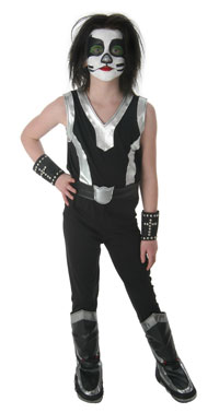 Ungar Catman dräkten - officiella KISS Costumes