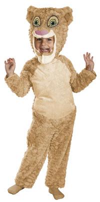 Barn och småbarn Deluxe nala dräkten - Lejonkungen Costumes ef6ecc08a736e