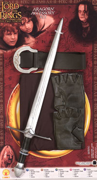 Aragorn Costume Kit - Sagan om Ringen Costumes
