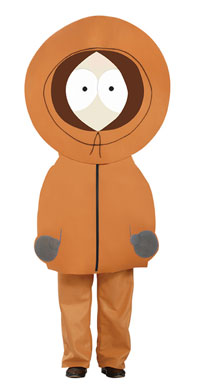 Teen Kenny dräkten - South Park Costumes