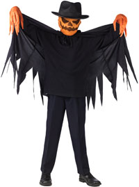 Läskigt Pumpa Slayer ungar dräkten - läskiga Costumes 8ecd424167d56