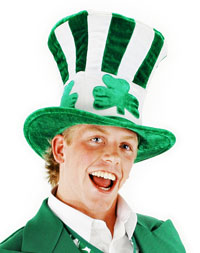 Uncle Sam St. Patrick's Day Hat - St. Patrick's Day Costumes