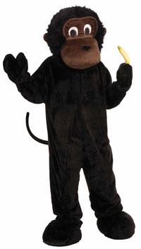 Deluxe Plush Gorilla maskot dräkten - Mascots c68daea5119d8