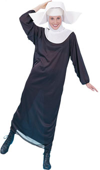 Bättre nunna nunna dräkt - Religiösa Costume 4b2aaed83f153